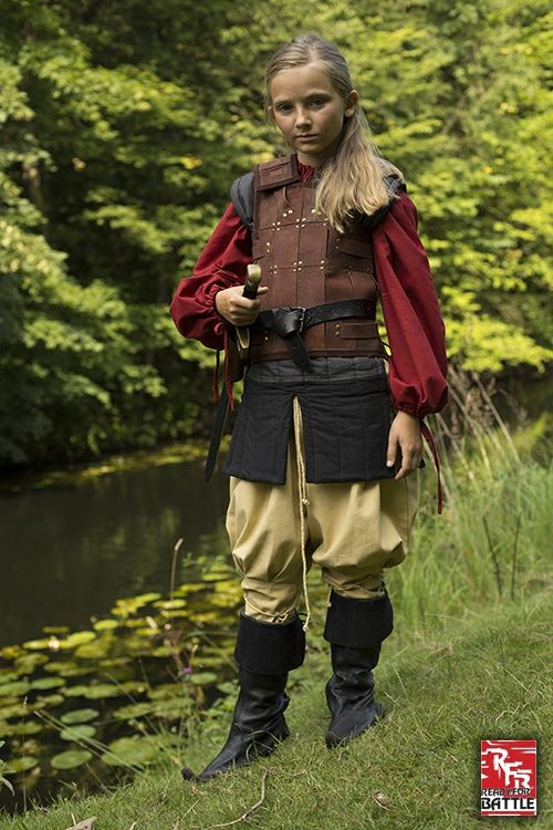 Larp Rfb Fighter Leather Armour Thevikingstore Co Uk